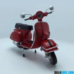 ماکت فلزی موتور وسپا مدل Vespa P200E del // 57553